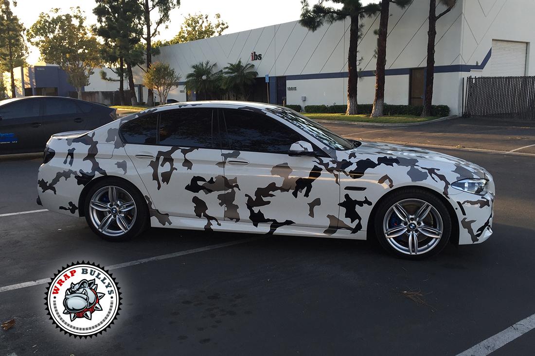 Custom Car Wraps... Los Angeles Vehicle Wrap Service