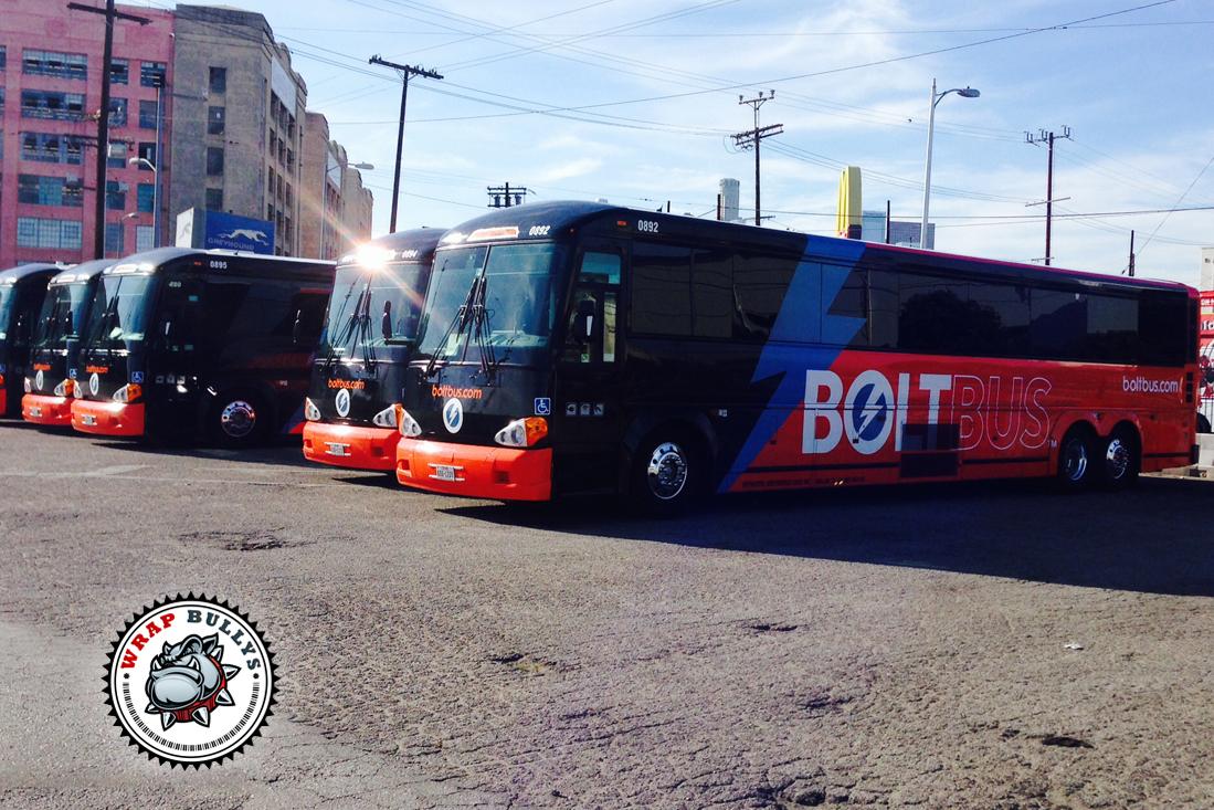 Custom Bus Wrap, Full Bus Wrap, City Bus Wrap