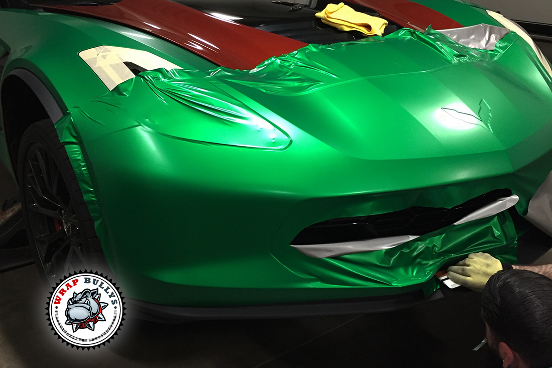 Los Angeles, Orange County Car Wrap Service